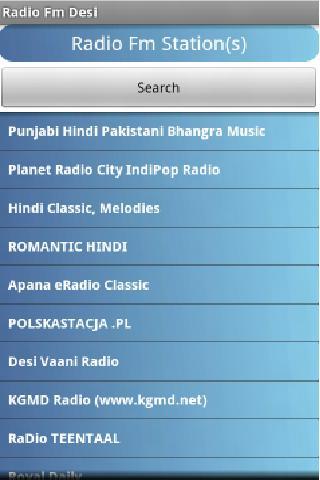 Radio Fm Desi
