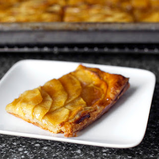 Salted Caramel Apple Tart Recipes