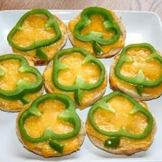 Shamrock Toasties (Kids St. Patrick's Day)