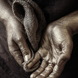 Hands of Alchemist. by Rakesh Syal - People Body Parts (  )