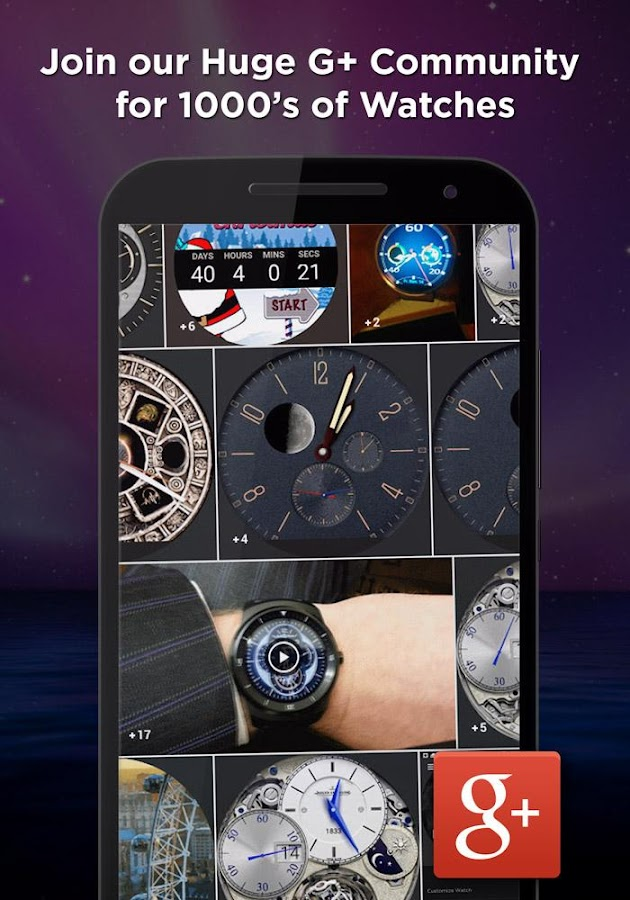 WatchMaker Watch Faces Screenshot 7