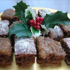 Bavarian Brownies (Cake Mix)