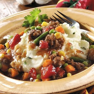 Ground Beef And Gravy Mashed Potatoes Recipes