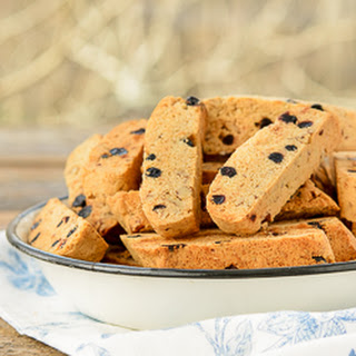 Blueberry Biscotti Recipes