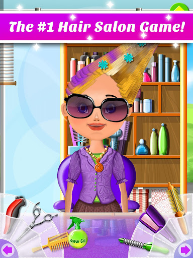 Hair Salon Makeover - screenshot