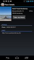 Screenshot of MyOwnWay