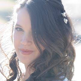 Her Day by Erin Schultz Spence - Wedding Bride ( #erinschultzphotography, #bride, #wedding, #herday, #bridal )