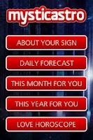 Screenshot of Personal Horoscope PRO