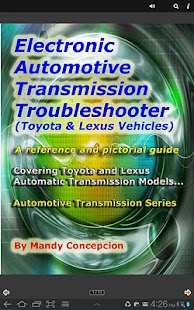 Toyota Trans-Troubleshooter - screenshot