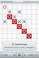 Screenshot of SmartTacToe