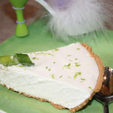 Fantastic Frozen Lime Pie Dessert