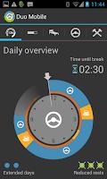 Screenshot of Stoneridge Duo Mobile