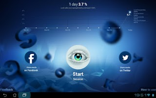Screenshot of 100% Vision HD