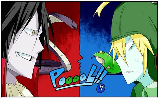 POOOOL ④