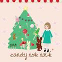 카카오톡 테마 - 사탕톡톡 icon