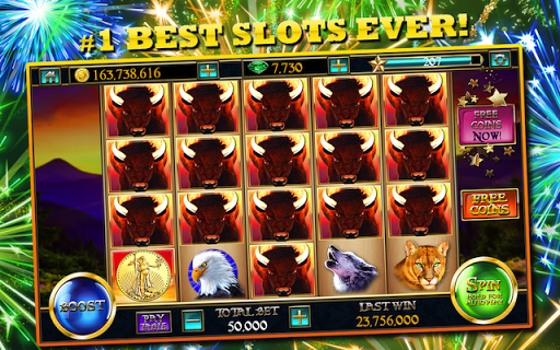 Slots Buffalo K Slot Machines - screenshot