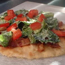 BLT Pizza