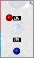 Screenshot of Air Hockey Cross