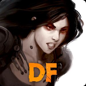 Cover art Shadowrun: Dragonfall - DC