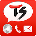 TS国際SMS in Korea icon