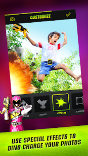 Free Power Rangers Dino Charge Scan APK for Windows 8
