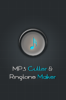 Screenshot of MP3 Cutter & Ringtone Maker