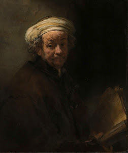 RIJKS: Rembrandt Harmensz. van Rijn: Self-portrait as the Apostle Paul 1661