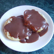 Country Chocolate Gravy