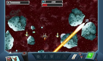 Screenshot of A Space Shooter For Free