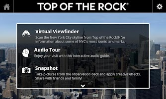 Screenshot of Top of the Rock