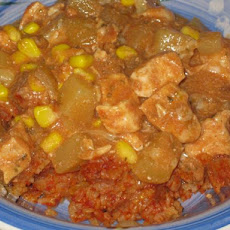 Mexi Chicken Stew