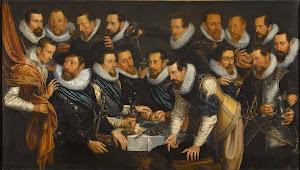 RIJKS: Jan Tengnagel: painting 1613