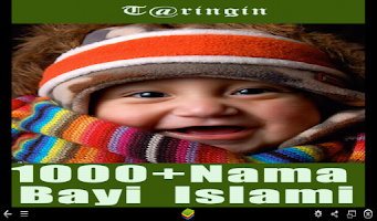Screenshot of Nama Bayi Islami Muslim
