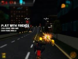 Screenshot of Evil Rider