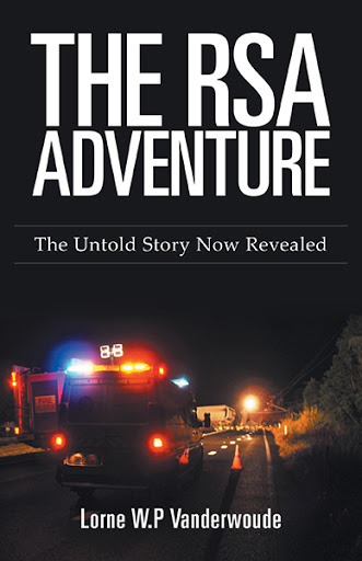 The RSA Adventure cover
