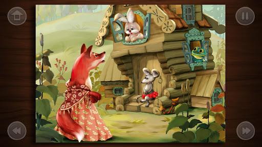 Cказки для малышей - screenshot