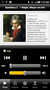 Beethoven Symphony 2 - screenshot