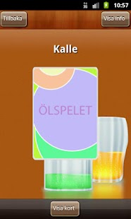 Ölspelet - screenshot