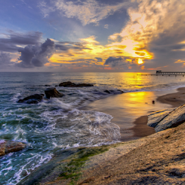 by Asher Jr Salvan - Landscapes Beaches