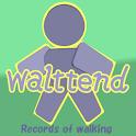 Walttend Lite - Pedometer icon