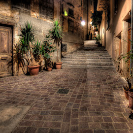 Historic District of Chania, Crete by Matthew Haines - City,  Street & Park  Historic Districts