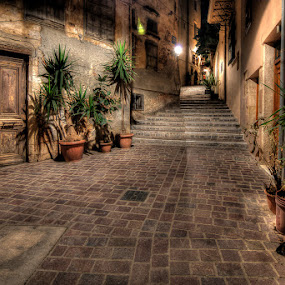 Historic District of Chania, Crete by Matthew Haines - City,  Street & Park  Historic Districts (  )