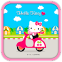 Hello Kitty Theme 7 icon