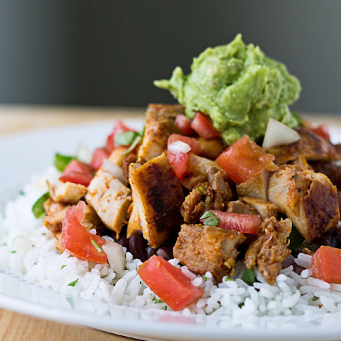 Chipotle Chicken {Copycat Recipe}