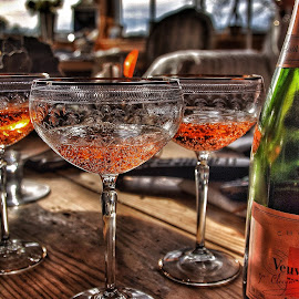 Cheers by Jose Figueiredo - Food & Drink Alcohol & Drinks ( champagne, alcohol, party )
