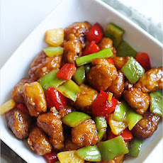 Sweet and Sour Pork Recipe (咕嚕肉)