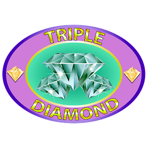 Triple Diamond Mobile Free Slot Game - IOS / Android Version