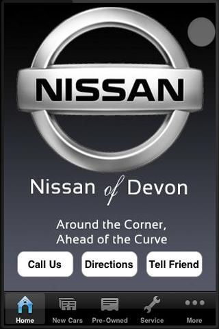 Nissan of Devon