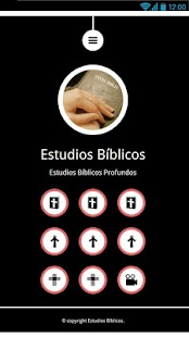 Estudios Bíblicos - screenshot