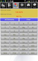 Screenshot of Solution Calculator Pro